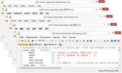 GUI Turbo Assembler (TASM)