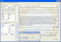 Zekr: Multimedia Quran Study Software