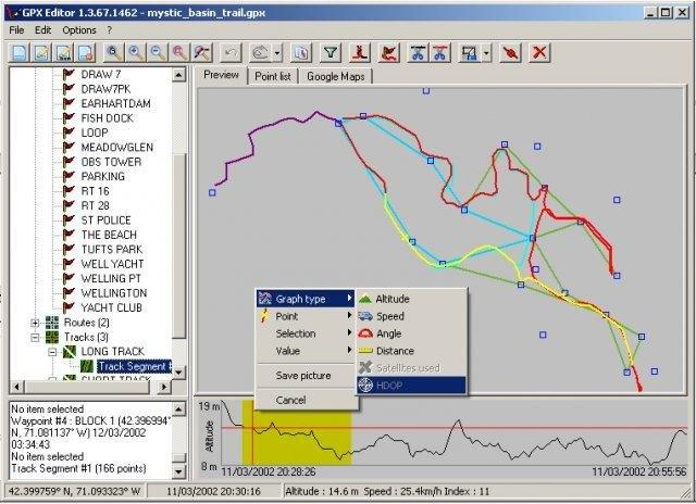 GPX Editor - Бесплатные программы для Windows - только СПО!