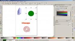 Inkscape в работе