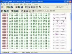 PonyProg: serial device programmer
