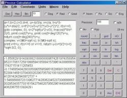 Precise Calculator
